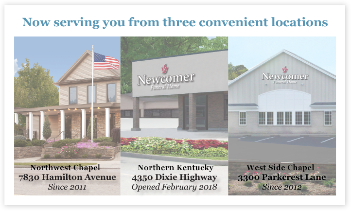 affordable funeral cremation newcomer funeral home cincinnati